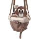 Baby Jumper Brown