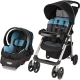 Travel system Blue